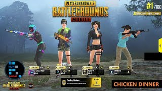 """[Hindi] PUBG MOBILE   """"23 KILLS"""" ANOTHER RUSH GAME PLAY? WITH AMAZING SQUAD"""
