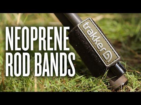 Trakker Neoprene Rod Bands - botösszefogó pánt videó