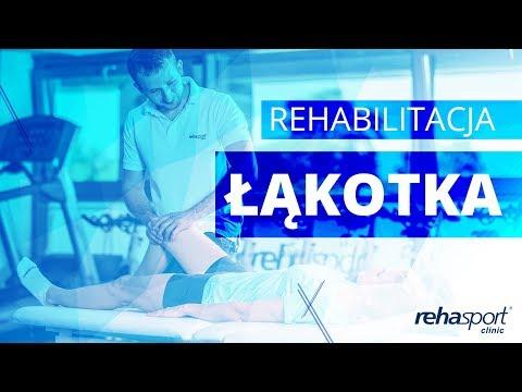 Ćwiczenia i mięśnie obwodu pracy