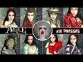 Alice Madness Returns All Dresses Costumes