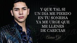 (LETRA) ¨MALDITO ANTOJO¨   Alta Consigna (Lyric Video) • Aarón Gil