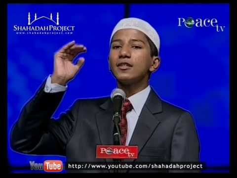 HQ: Peace Makers 2010 - Fariq Naik - Misconceptions about Islam [Part 6/9]