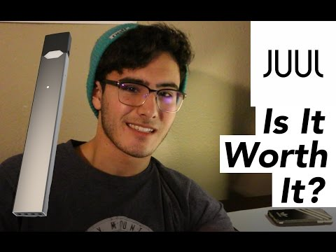 JUUL E-Cig Review 2017 – Is It Worth It?