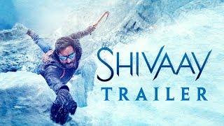 Shivaay | Official Trailer | Ajay Devgn