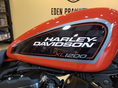 2020 Harley-Davidson H-D Sportster XL1200CX Roadster