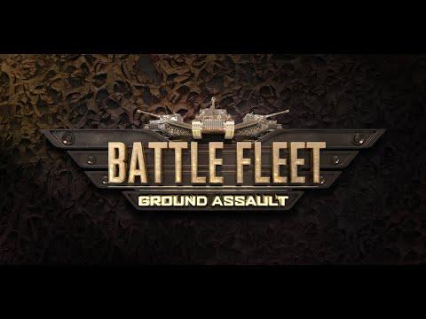 Battle Fleet: Ground Assault - Official Launch Trailer thumbnail