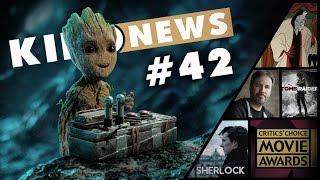 """КіноNews #42 - Critics Movie Awards, """"Той, хто біжить по лезу 2049"""", Круелла де Віль, Сирени Ґотема"""