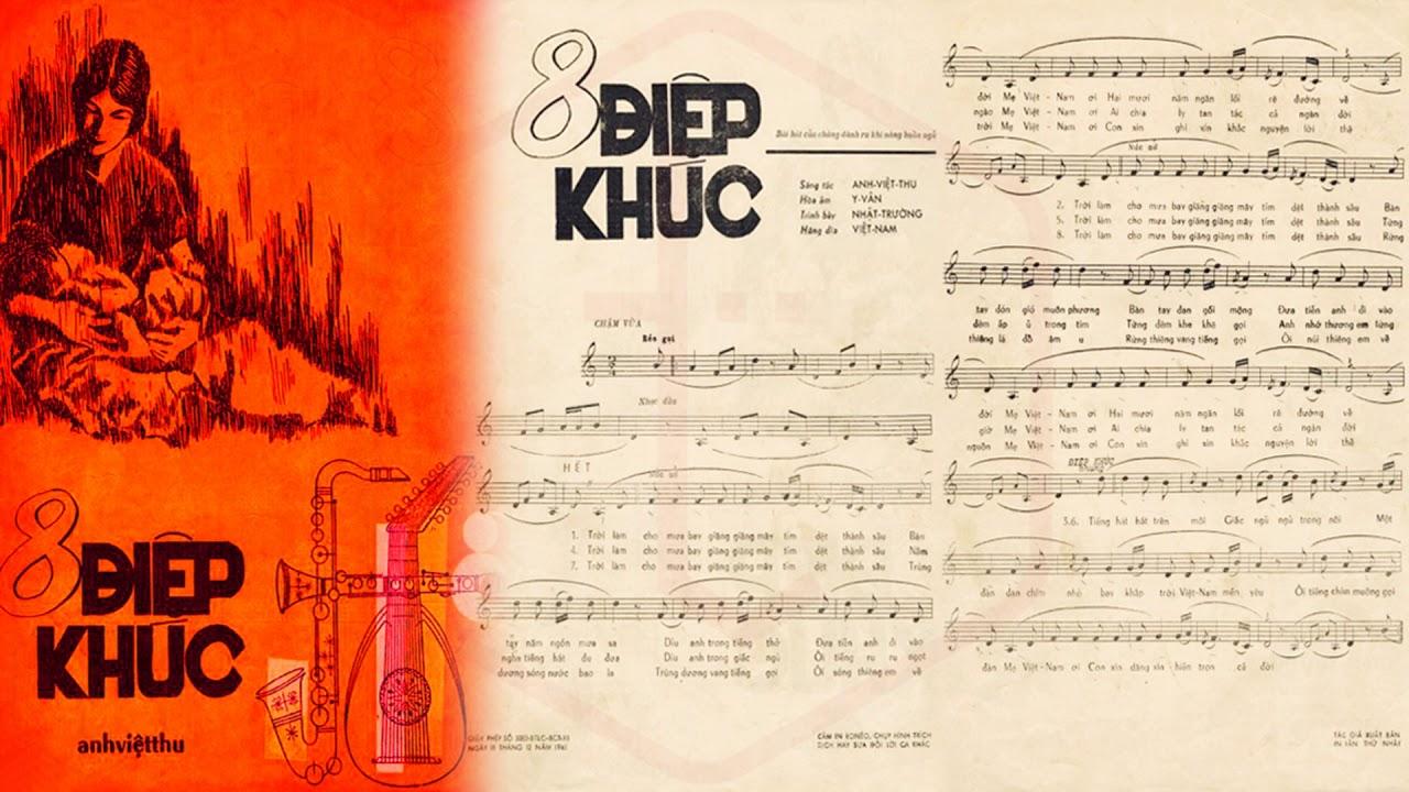 Tờ Nhạc Xưa Trước 1975