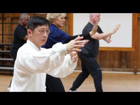 Yang Family Tai Chi Teacher Training Camp - YouTube
