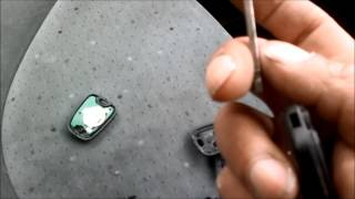 HOW TO REPLACE YOUR CITROEN KEY CASE