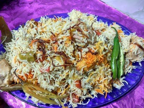 Chicken Masala Yakhni Pulao