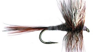 How To Tie A Fly On To Fly Line- Quick and Easy!