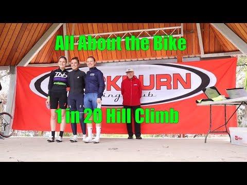 All about the Bike S02E05- 1 in 20 Hill Climb ITT from Blackburn Cycling Club