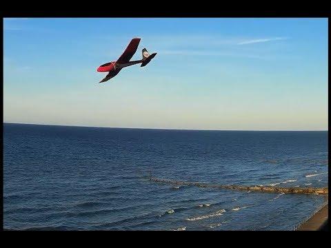 lidl-xl-glider-summer-evening-slope-session-at-overstrand-norfolk