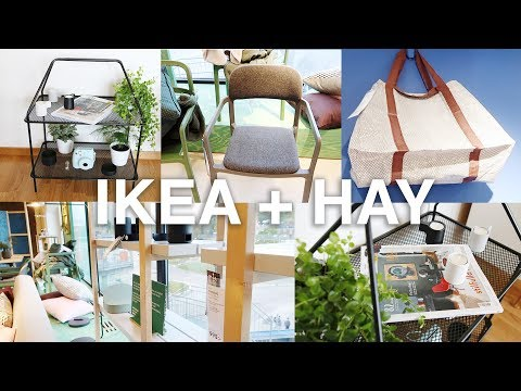 Haunting the Ikea + Hay YPPERLIG collection | Marcela Kattsson
