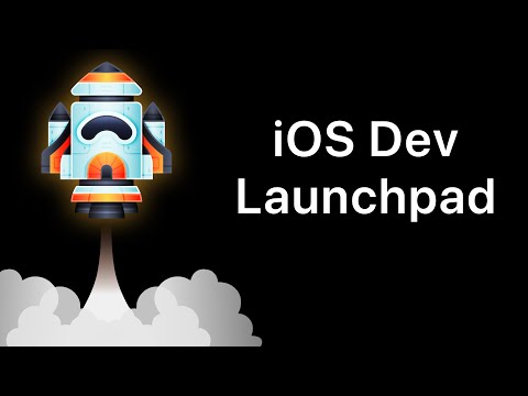 iOS Dev Launchpad - Beginner Course Overview - YouTube