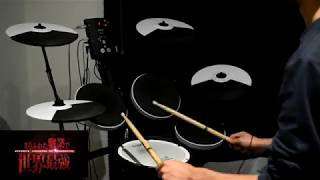 Arifureta Shokugyou de Sekai Saikyou OP -【FLARE】by Void_Chords feat.LIO - Drum Cover