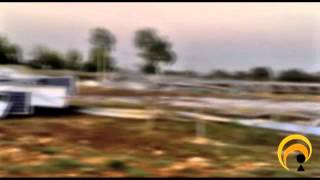 Galatina Tromba d'aria a Santa Barbara distrugge un campo di pannelli solari