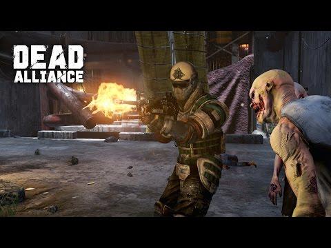 DEAD ALLIANCE - Announcement Trailer thumbnail