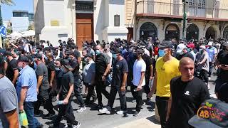 لن نتنازل عن شبرٍ من يافا