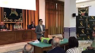 Cardioprotección de nuevas instalaciones de Guardia Civil en Andalucía Occidental – desfibrilador