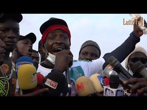 Open press de Siteu qui lance une message fort aux lutteurs VIP, au gouvernement et...