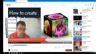 How To Create 3D Picture Cube In PowerPoint