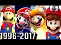Download Video All 3D Mario Game Trailers 1996-2017 (Switch, Wii U, 3DS, Gamecube, N64)