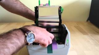 Express Ribbon Printer - Multi Ribbon Printing
