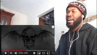 GAVE ME THAT IRON MAIDEN VIBE... | Avenged Sevenfold - Hail to the King - REACTION