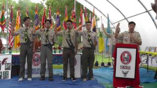 Eagle Scout Graduation 2015