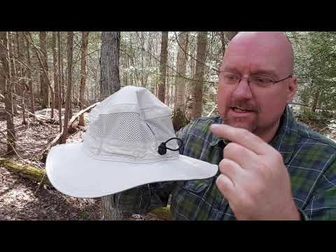 Gear Review: Columbia Bora Bora Booney II Hat
