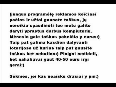 Pamm sąskaita mkal