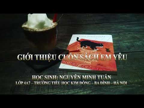 MS: 10 N.M.Tuấn - Lớp 4A7 Trường TH Kim Đồng. GT sách: chuyện con mèo và con chuột bạn thân của nó