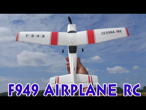 Wltoys F949 Airplane RC – Review