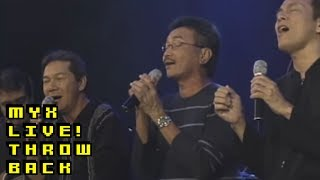 APO HIKING SOCIETY - Batang Bata Ka Pa (MYX Live! Performance)