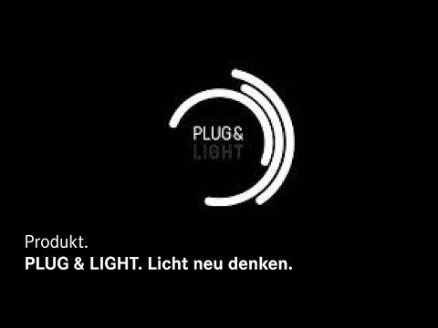 Plug & Light: Licht neu denken