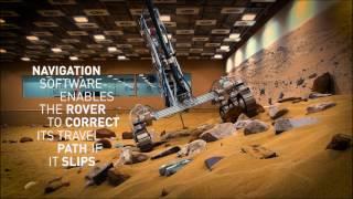 Sugira o nome do próximo robô que irá a Marte