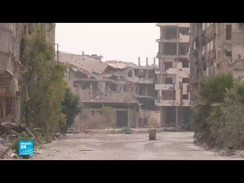 العرب اليوم - شاهد: عودة الأهالي إلى داريا في الغوطة الشرقية