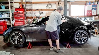 Vinyl Wrapping Car At Home In 10 Minutes