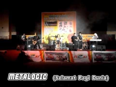 METALOGIC INDONESIA - Selamat pagi dunia (Live in Concert).mpg