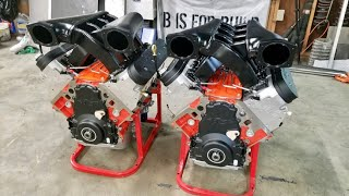 1500HP of Boat Engines Have Arrived!