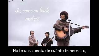 The Beatles - l need you (subtitulado al español)