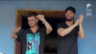 Gambar cover Delia, în hohote de râs! Vlad Drăgulin și Mihai Bendeac, vedete într-un clip de muzică populară