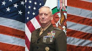 Gen. James 'Mad Dog' Mattis - Secretary of Defense (Graphic Combat 18+)