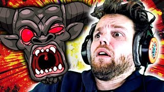 FIRST TIME FIGHTING MEGA SATAN (The Binding Of Isaac)