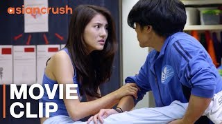 To impress her crush, she must master kung fu | Clip from 'Kung Fu Angels'