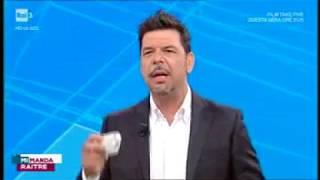 Il Presidente di Confida Piero Angelo Lazzari parla di vending a Mi Manda Rai Tre