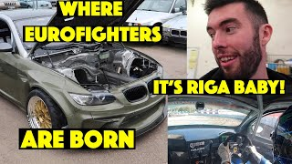 Where Eurofighters are born, It's RIGA BABY!