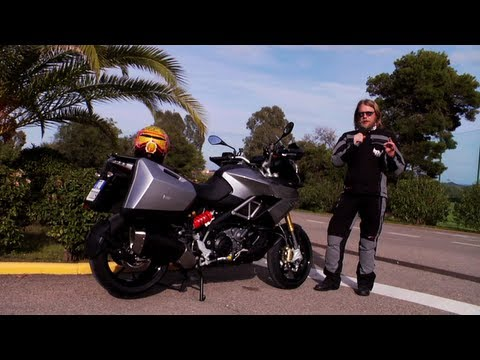 2013 Aprilia Caponord 1200 full review